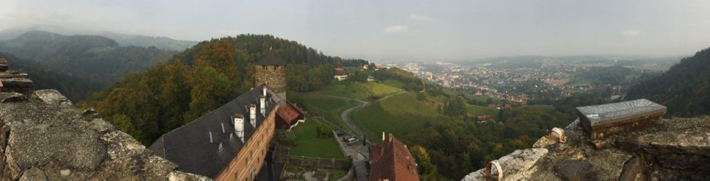 Burg Deutschlandberg